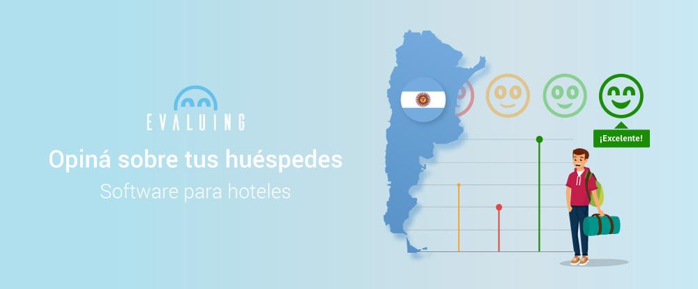 Lista negra de huéspedes en hoteles y apartamentos de argentina
